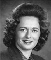 Jo Ann Doke Smith, 2005 Inductee