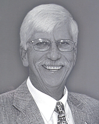 William Patrick Cockrell, 2011 Inductee